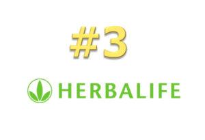 herbalife 3 lugar en facturación 2015