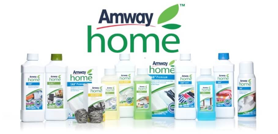 productos biodegradables de amway home
