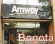 amway shop ubicada en bogotá colombia