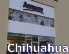 tienda ubicada en Chihuahua